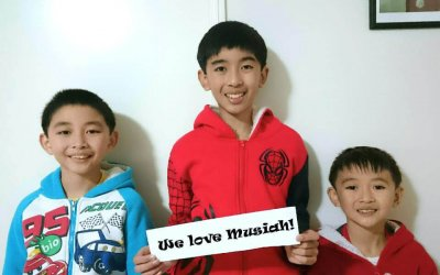 Musiah Review: We love Musiah – Our 3 children have all finished the course
