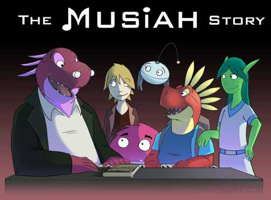 The Musiah Story